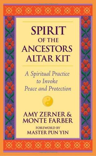 Spirit Earth Spirit of the Ancestors Altar Kit