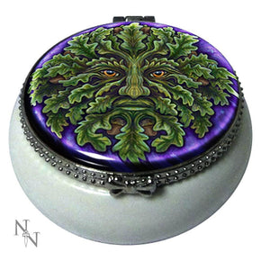 Spirit Earth Spirit of the Oak Trinket Box