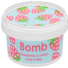 Spirit Earth Strawberrys & Cream Body Butter