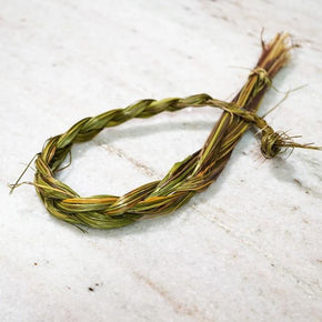 Spirit Earth Sweetgrass Braid