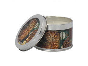 Spirit Earth The Astrologer Tin Candle
