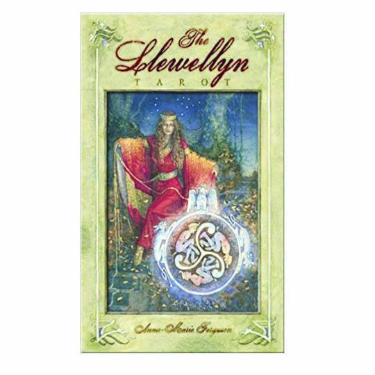 Spirit Earth The Llewellyn Tarot