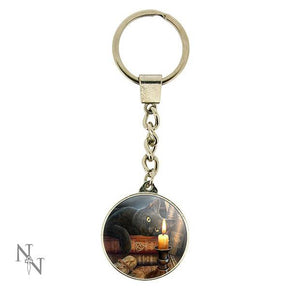 Spirit Earth The Witching Hour Keyring