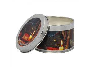Spirit Earth The Witching Hour Tin Candle