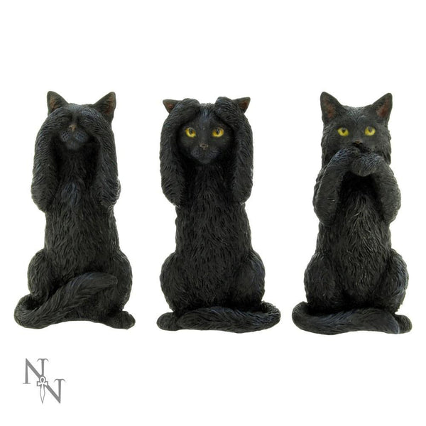 Spirit Earth Three Wise Cats