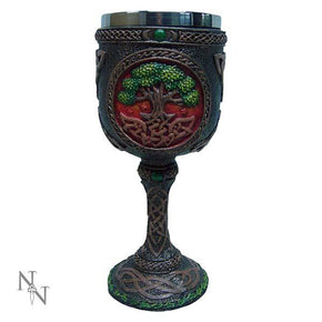Spirit Earth Tree of Life Goblet