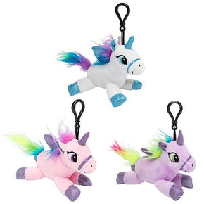 Spirit Earth Unicorn Bag Charm