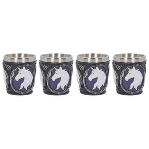 Spirit Earth Unicorn Elixir Shot Glasses