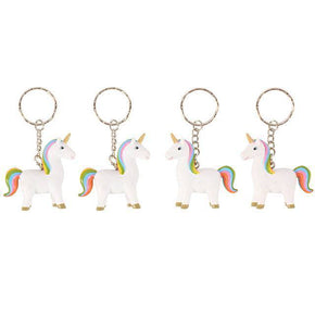 Spirit Earth Unicorn Keyring