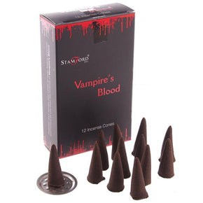 Spirit Earth Vampires Kiss Incense Cones