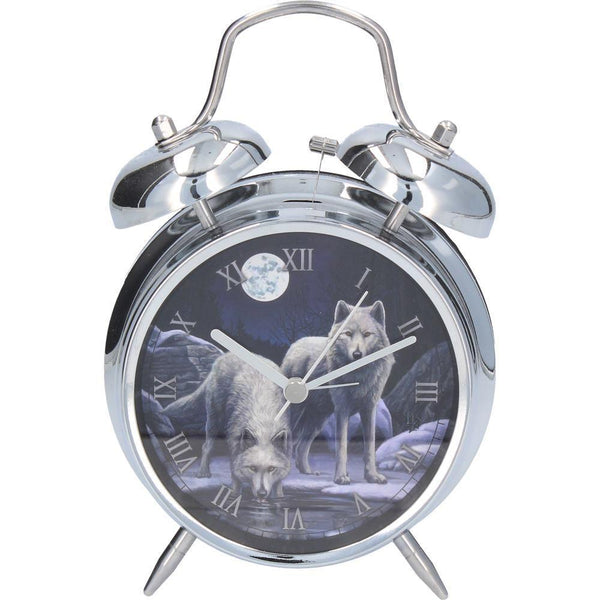 Spirit Earth Warriors of Winter Alarm Clock