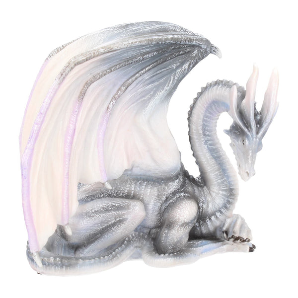 Spirit Earth White Dragon of Wisdom