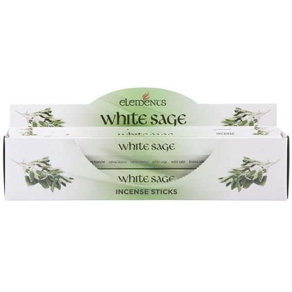 Spirit Earth White Sage Incense Sticks