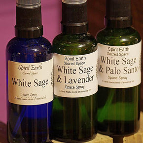 Spirit Earth White Sage & Lavender Spray 50ml