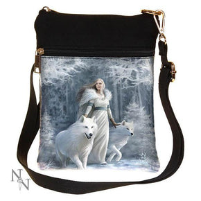 Spirit Earth Winter Guardians Shoulder Bag (AS)