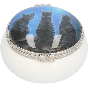 Spirit Earth Wish Upon a Star Trinket Box