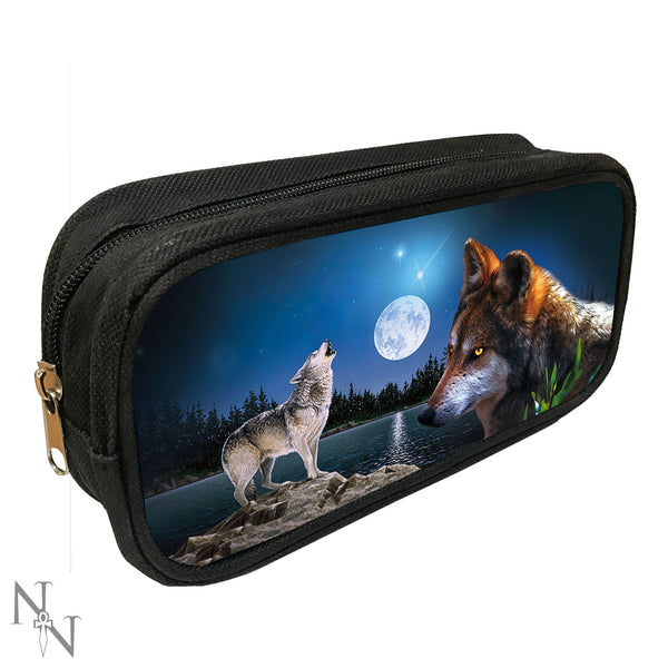Spirit Earth Wolf Pack Pencil Case