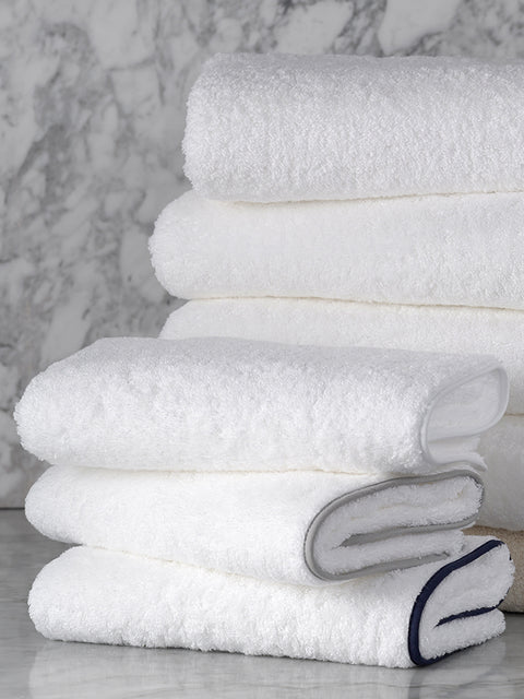 MATOUK CAIRO BATH TOWEL W/TRIM