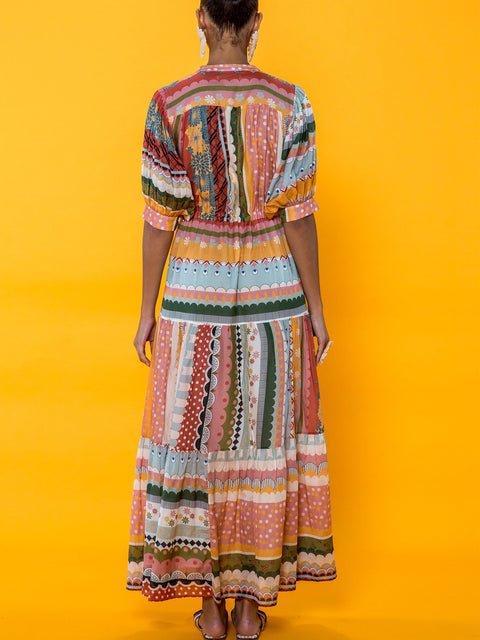Tarahumara Dress at Monogram Goods