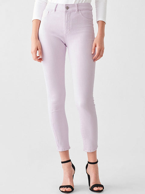 LILAC FARROW ANKLE HIGH RISE JEAN