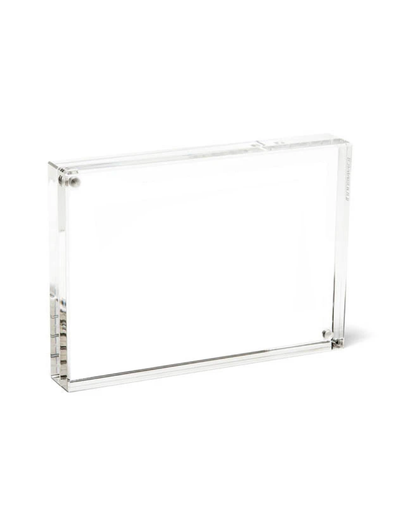 LUCITE MAGNETIC FRAME