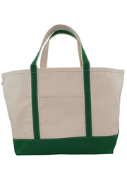 Monogram Goods Boat Tote Hunter