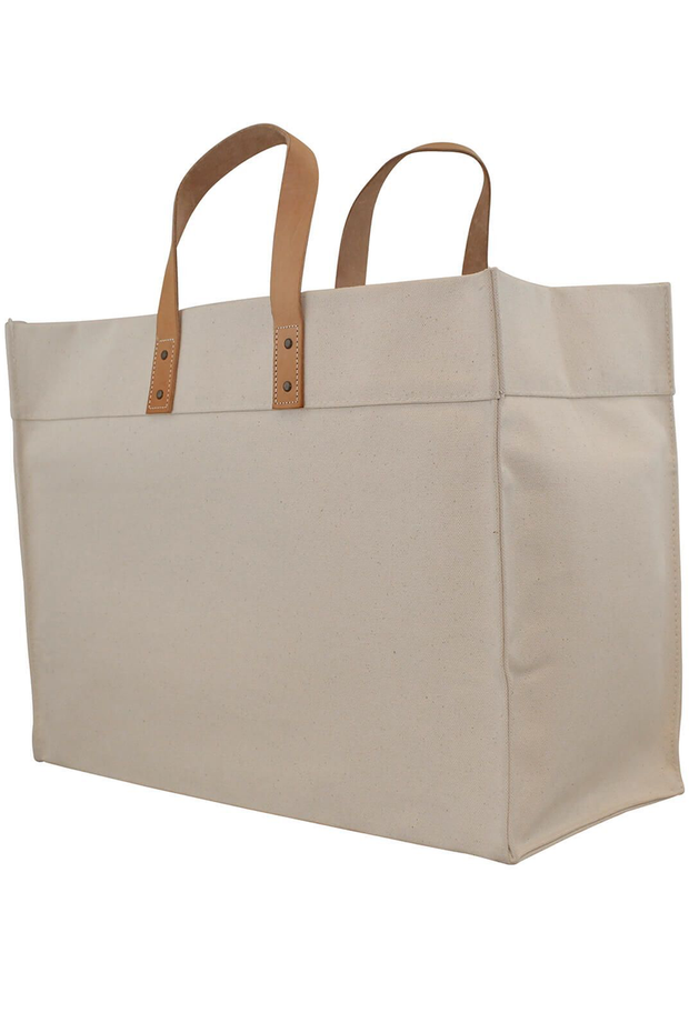 Side View Advantage Tote Monogram Goods