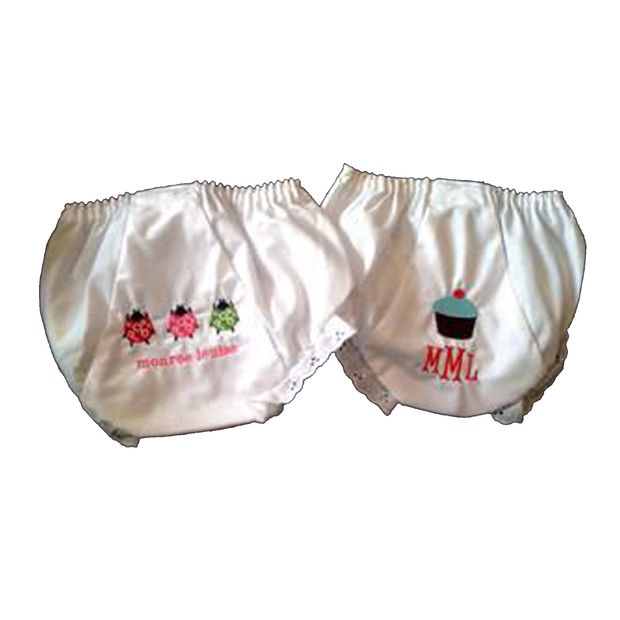 Child Diaper Cover Monogram Goods