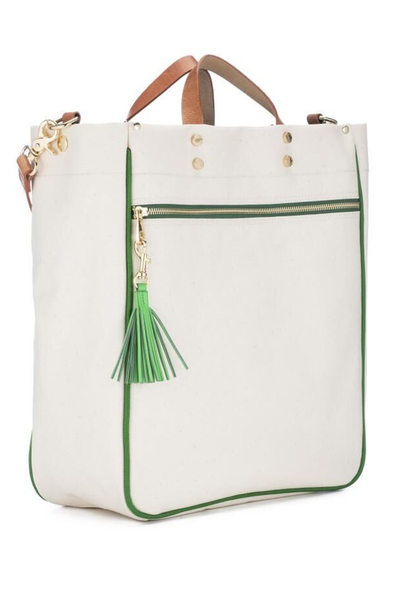 Green Parker Tote Monogram Goods