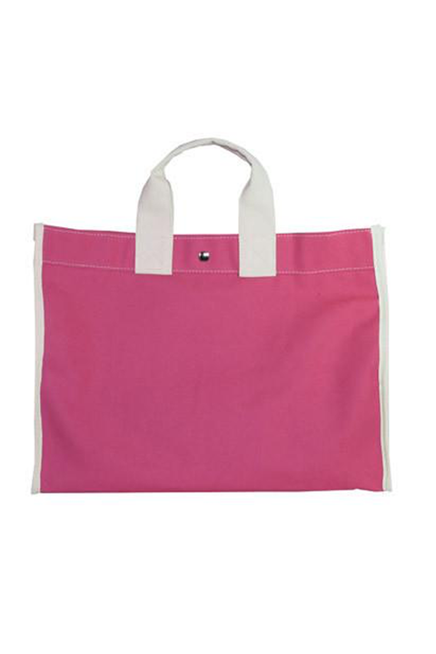 Utility Tote Monogram Goods  Pink