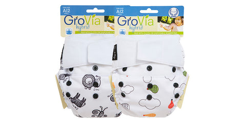 GroVia Diapers