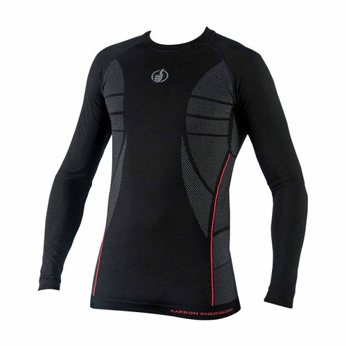 CARBON ENERGIZED BASE LAYER LONG SLEEVE