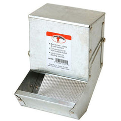Little Giant Feeder with Sifter Bottom