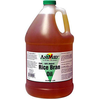 AniMed Rice Bran Oil Gallon