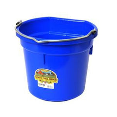Little Giant Flat Back Bucket Blue