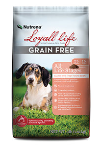 Loyall Life Grain Free Salmon with Sweet Potato Recipe Dog Food