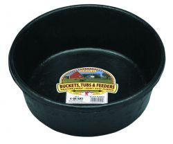 Rubber Feed Pan 4 Quart