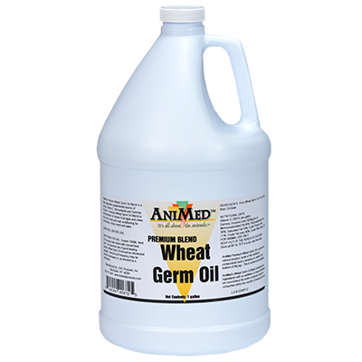 Premium Blend Wheat Germ Oil