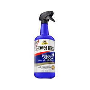 Absorbine Miracle Groom Bath In A Bottle With Sprayer