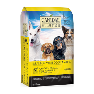 CANIDAE® All Life Stages Chicken Meal & Rice Formula