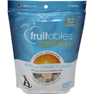 FRUITABLES GREEK YOGURT TREATS