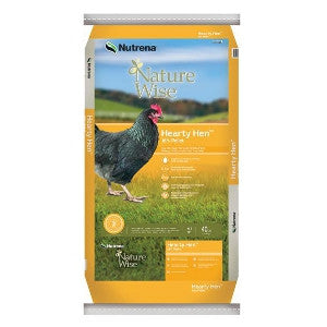 NatureWise Hearty Hen, 40 Lb.