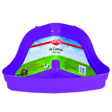 Hi-Corner Litter Pan - Small
