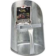 Little Giant Galvanized Feed Scoop 3 Qt.