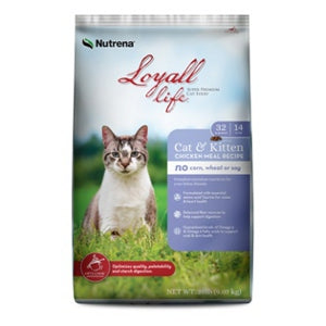 Loyall Life Cat & Kitten Chicken Meal Recipe, 20 Lb.