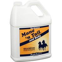 Mane N' Tail Shampoo For Horses 1 gal.