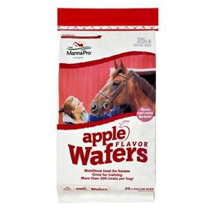 Manna Pro Apple Flavor Wafers 20 Lb.