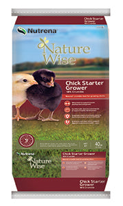 NatureWise Chick Starter Grower Feed 50lbs