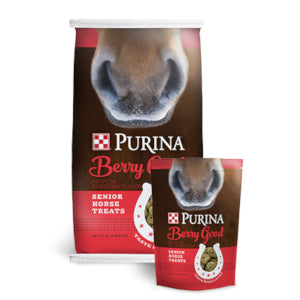 Purina® Berry Good® Senior Horse Treats