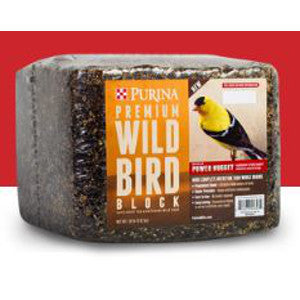 Purina Premium Wild Bird Block 20 Lb.